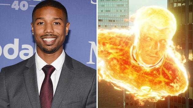 'Fruitvale Station' Breakout Star Michael B. Jordan Addresses 'Fantastic 4′ Rumors