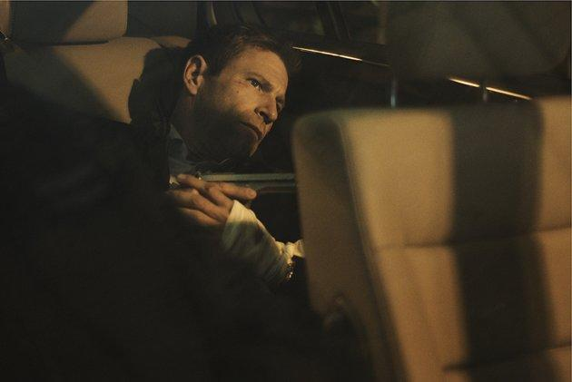 'Erased' Star Aaron Eckhart Tells Why Being Punched is Easier Than Relating to Teenage Girls