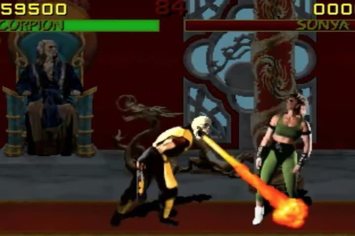 Scorpion – Toasty | Best Mortal Kombat Fatalities