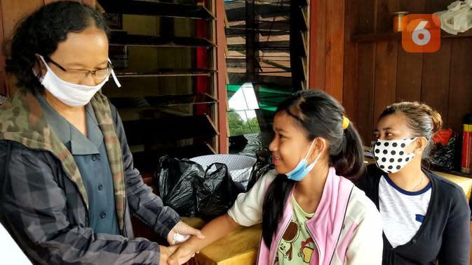 Cerita Pilu Intan, Korban Longsor di Tarakan yang Kehilangan Keluarganya