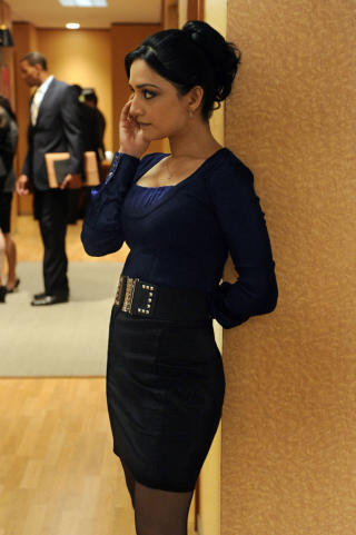 'The Good Wife' Star Archie Panjabi Raves About the Show's 'Reboot'