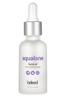 Squalane facial oil