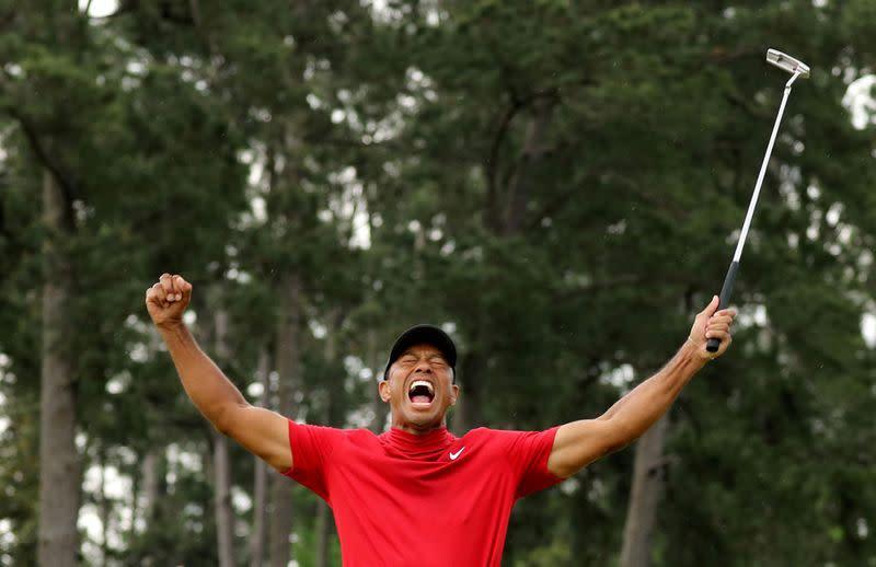 Golf: Masters 'proceeding as scheduled', monitoring coronavirus
