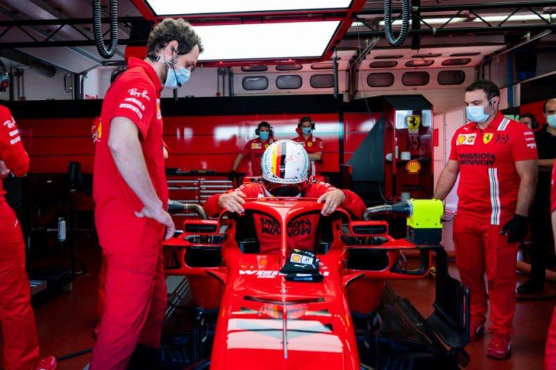 Tantangan terbesar balapan F1 di bawah protokol COVID-19