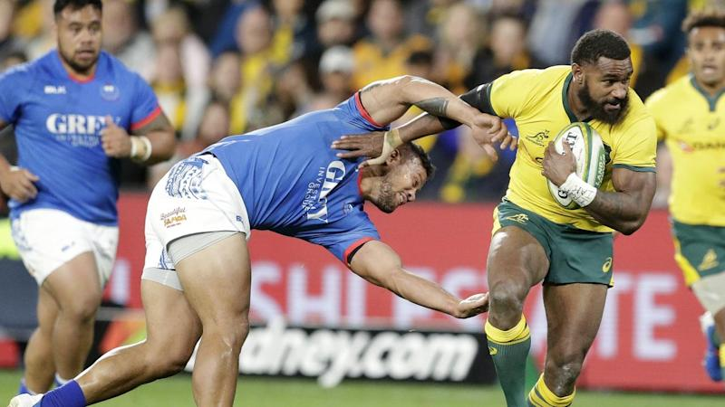 Australia Samoa Rugby Union