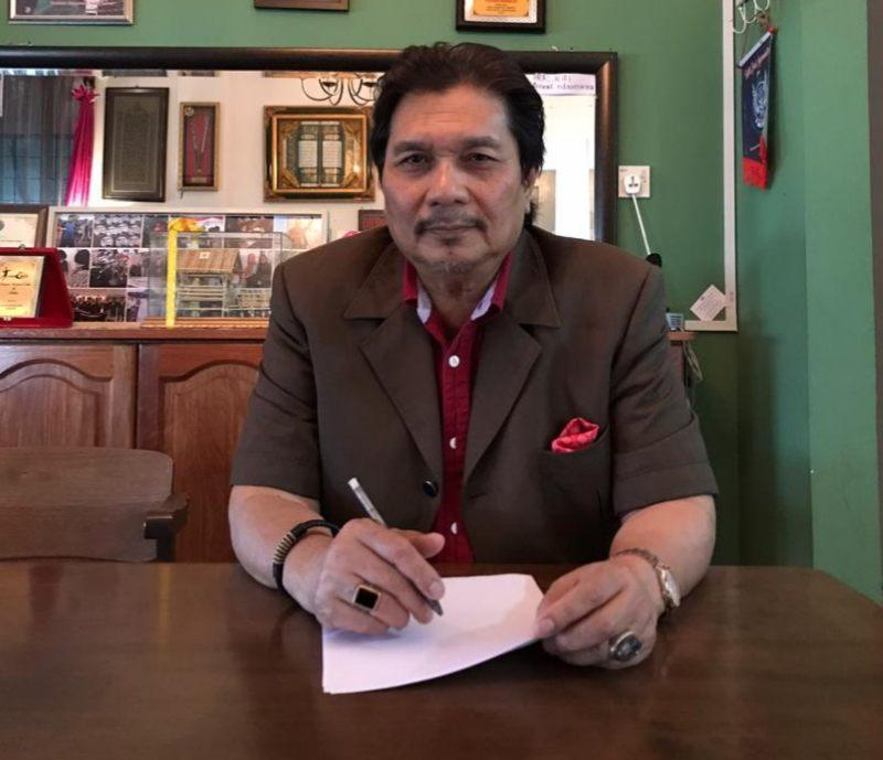 Muara Tuang state assemblyman Datuk Idris Buang said the general feeling is that Sarawak needs to be represented in the state assembly as well as in the national Parliament by only 'loyal and true blue Sarawakians'.— Picture courtesy of Datuk Idris Buang