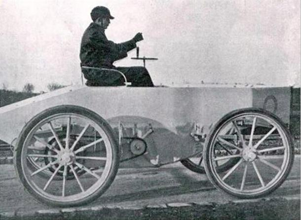 December 18: The first land-speed record was set in an electric car on this date in 1898