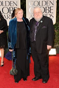 'Game of Thrones' Author George R.R. Martin Isn't Living the High Life