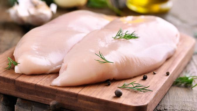 Daging ayam (iStockphoto)
