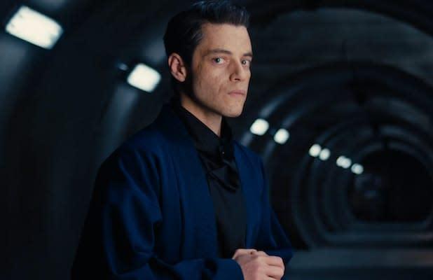 'No Time To Die': Meet Rami Malek's 'Unsettling' Bond Villain in New Teaser (Video)