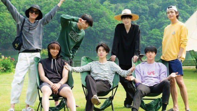 Singkirkan Blackpink, MV Dynamite BTS Pecahkan Rekor 50 Juta Views