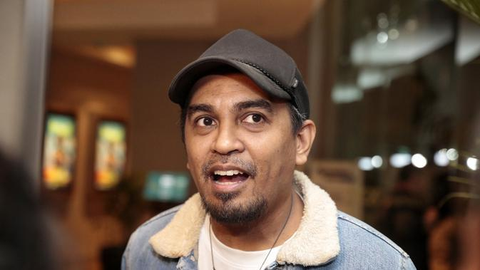 Glenn Fredly. (Adrian Putra/bintang.com)