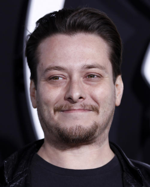 "In this Jan. 10, 2011 file photo, cast member Edward Furlong arrives at the premiere ""The Green Hornet"" in Los Angeles. Authorities say they arrested Furlong on Sunday Jan. 13, 2012 on suspicion of domestic violence and an outstanding warrant in West Hollywood, Calif. (AP Photo/Matt Sayles, File)"