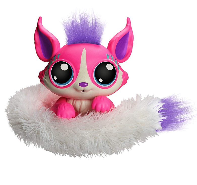 """<p><strong>Mattel</strong></p><p>amazon.com</p><p><strong>$28.65</strong></p><p><a href=""""https://www.amazon.com/dp/B079VDPJ3Y?tag=syn-yahoo-20&ascsubtag=%5Bartid%7C10055.g.29389667%5Bsrc%7Cyahoo-us"""" target=""""_blank"""">Shop Now</a></p><p><strong>Interactive toy</strong><strong>s</strong> tend to usually be on the pricier side, but you can snag a Lil' Gleemerz Adorbrite<strong> for </strong><strong>less than $20</strong>. The little critter lights up, makes quirky sounds, and comes with over 100 reactions to discover (like purring, farting, or playing games). <em>Ages 5+ </em></p><p><strong>RELATED:</strong> <a href=""""https://www.goodhousekeeping.com/holidays/gift-ideas/g28800511/amazon-holiday-toys-2019/"""" target=""""_blank"""">Amazon Says These Are Going to Be the Hottest Toys This Christmas</a></p>"""