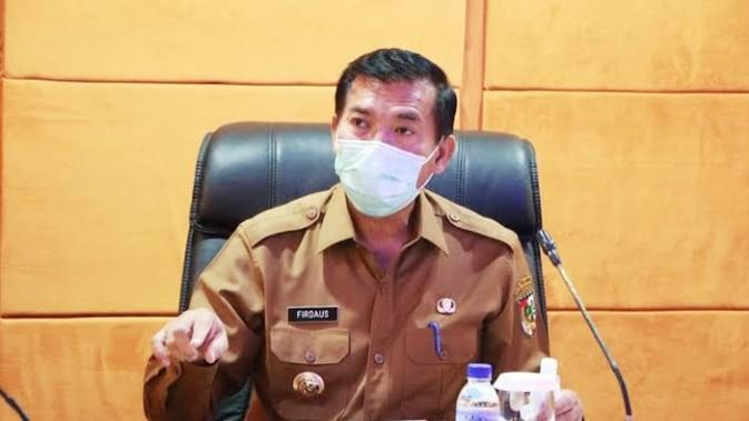 Salah Input Data Pasien Covid-19, Wali Kota Pekanbaru Minta Maaf