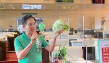 蔬果農藥殘留把關 中市府︰果菜市場導入質譜儀快篩加強管控溯源