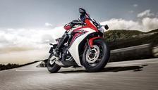 2016 Honda CBR650 F