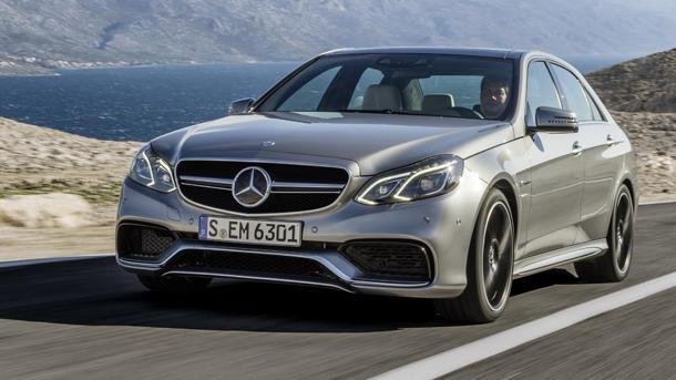 2014 Mercedes E63 AMG 4MATIC, acronymed for your driving pleasure