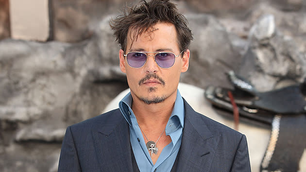 Johnny Depp Disses Acting as He Sets the Stage for His Final Bow