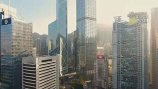 外資急撤!香港辦公大樓空置率15年新高