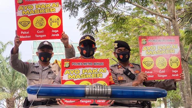 Sepekan Operasi Yustisi di Bekasi, 5 Ribu Pelanggar Terjaring