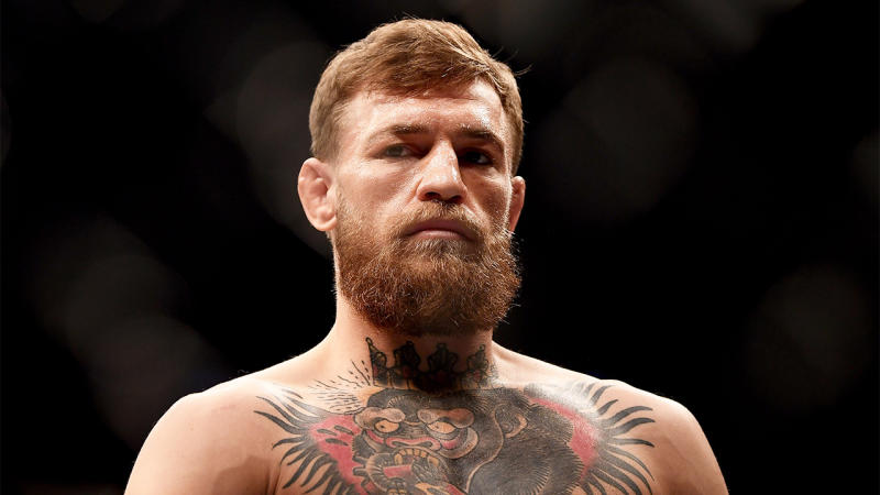 Conor McGregor has apologised for 'punching an old man' in an Irish pub. (Getty Images)
