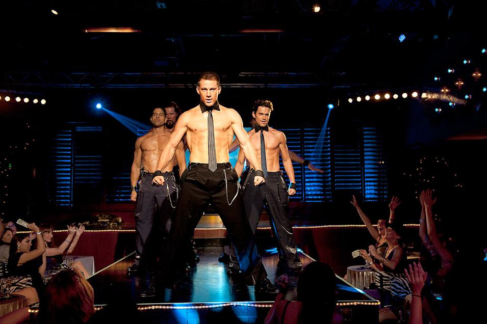 Five Film Facts Magic Mike