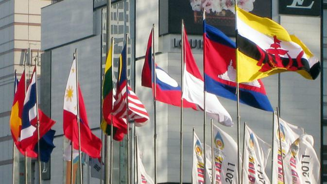 Ilustrasi ASEAN. (Gunawan Kartapranata/Creative Commons)
