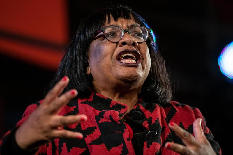 """Shadow Home Secretary Diane Abbott said the plan will need so many exemptions that it will be """"meaningless"""