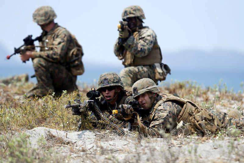 Kehadiran militer AS dibutuhkan di Asia, kata menteri luar negeri Filipina