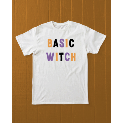 "<p><strong></strong></p><p>countryliving.com</p><p><strong>$25.00</strong></p><p><a href=""https://shop.countryliving.com/basic-witch-t-shirt.html"" target=""_blank"">Shop Now</a></p><p>Throw on a pair of Ugg boots, grab a venti Starbucks drink, and you've got yourself a Halloween costume.</p>"