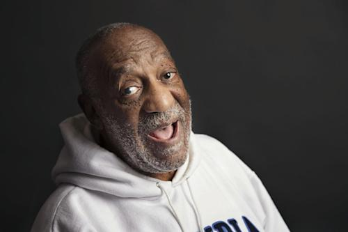 """This Nov. 18, 2013 photo shows actor-comedian Bill Cosby in New York. Cosby will star in a new comedy special """"Bill Cosby: Far from Finished,"""" premiering Nov. 23, at 8 p.m. EST on Comedy Central. (Photo by Victoria Will/Invision/AP)"""