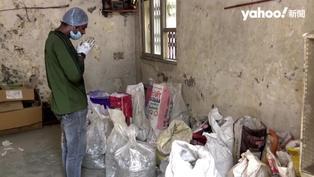 印度火葬場積逾萬死者骨灰無人認領 志工助有尊嚴走完最後一段路