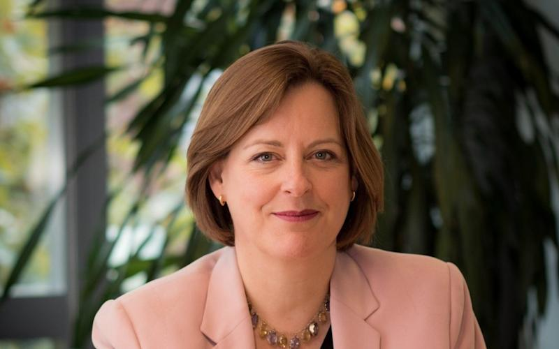 Dame Melanie Dawes was appointed as Chief Executive of Ofcom in February - Ofcom/PA