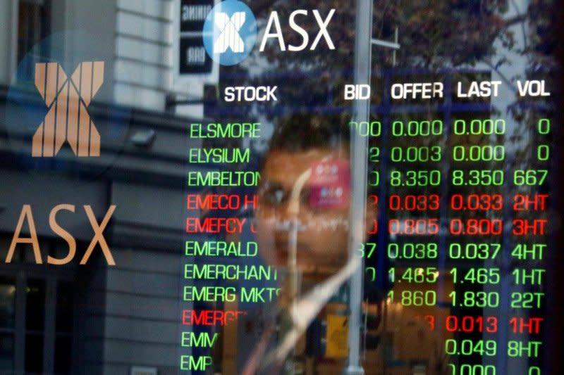 Saham Aussie melemah tetapi menentang ekspektasi penurunan lebih tajam
