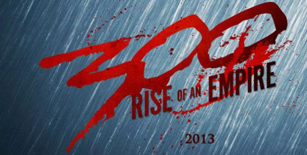 300: Rise Of An Empire reveals official logo