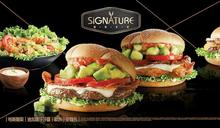 酪梨控開吃!麥當勞《Signature極選系列》限期開賣1個月「酪梨安格斯黑牛堡」、「酪梨嫩煎鷄腿堡」!