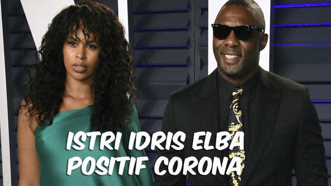 VIDEO TOP 3: Istri Idris Elba Positif Corona