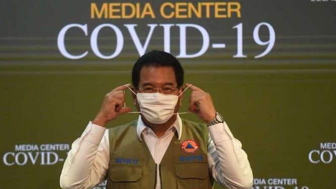 Satgas Klaim Berhasil Tangani COVID-19 tapi Imbau Publik Tak Lengah