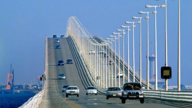 Arab Saudi Mulai Buka Perbatasan Darat dengan Tiga Negara