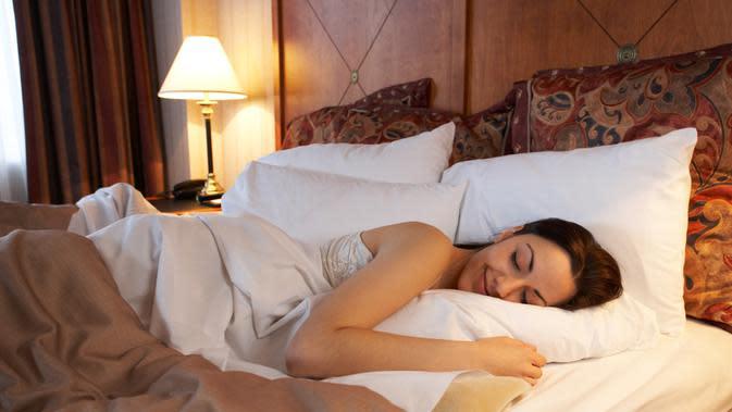 Bahayannya tidur dengan keadaan lampu menyala bagi kesehatan | via: medicalnewstoday.com
