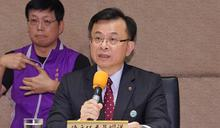 NCC主委陳耀祥:駁斥媒體報導 否認影響委員意見 【中天廢照】