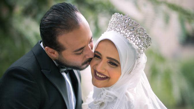 Ilustrasi pasangan cinta (Photo by Kareem Mansour on Pexels)