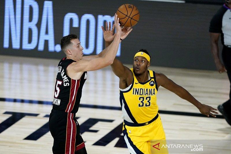 Heat gandakan keunggulan atas Pacers setelah menangi gim kedua