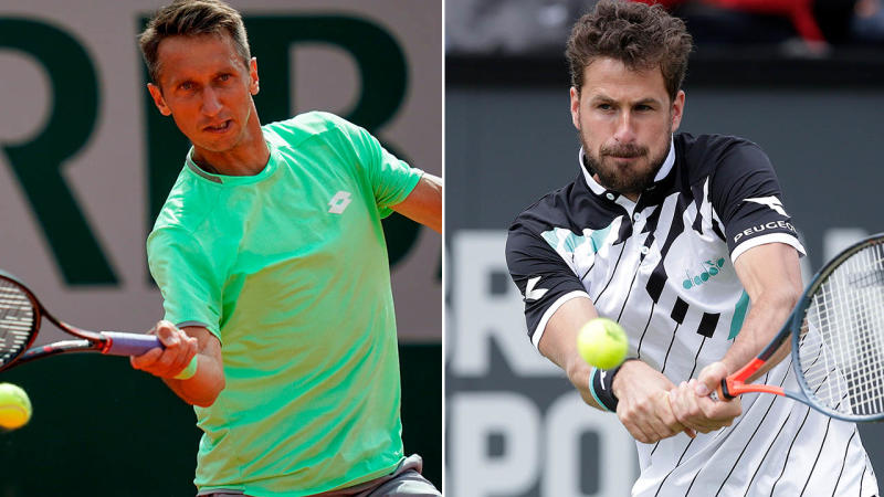 Sergey Stakhovsky and Robin Haase both hit out after resigning from the Player Council. Image: Getty