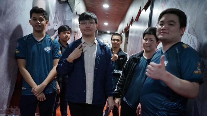Kunci Keberhasilan EVOS di Panggung Kejuaraan Dunia Mobile Legends Malaysia 2019
