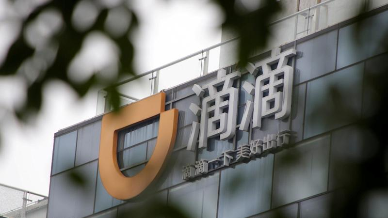 China's ride hailing giant Didi Chuxing hiring truck drivers for push into on-demand freight market