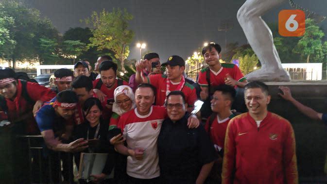 PSSI Sesalkan Insiden Pengeroyokan Pendukung Timnas Indonesia