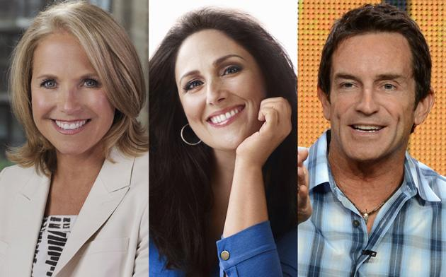 The new faces of daytime television: Katie Couric, Jeff Probst, and Ricki Lake debut talk shows