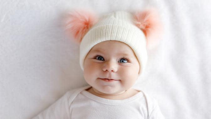 Bayi perempuan (iStockphoto)